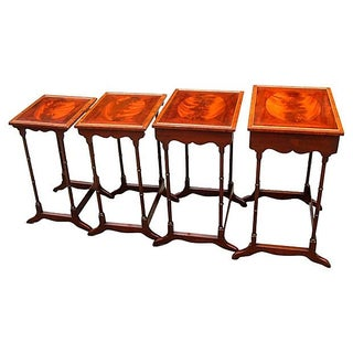 Schmieg & Kotzian Nesting Tables - Set of 4