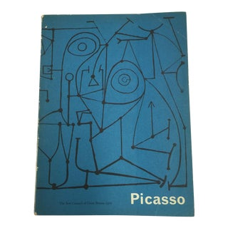 """1960 """"Picasso"""" Arts Council of Great Britain"""