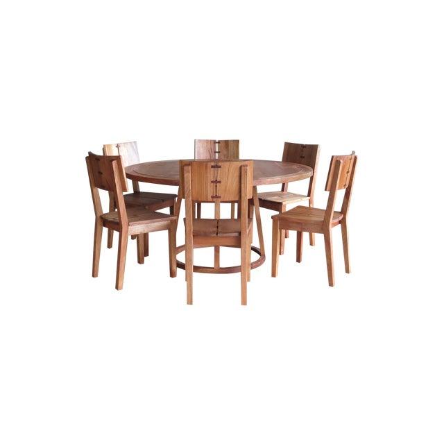 Masaya & Company Somoto Dining Set - Image 1 of 6