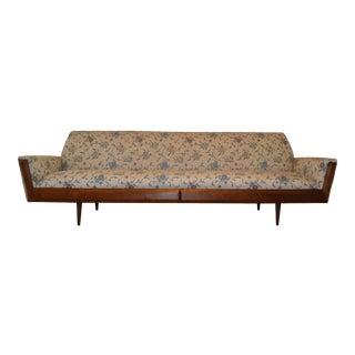 Pearsall Style Mid-Century Modern Gondola Sofa