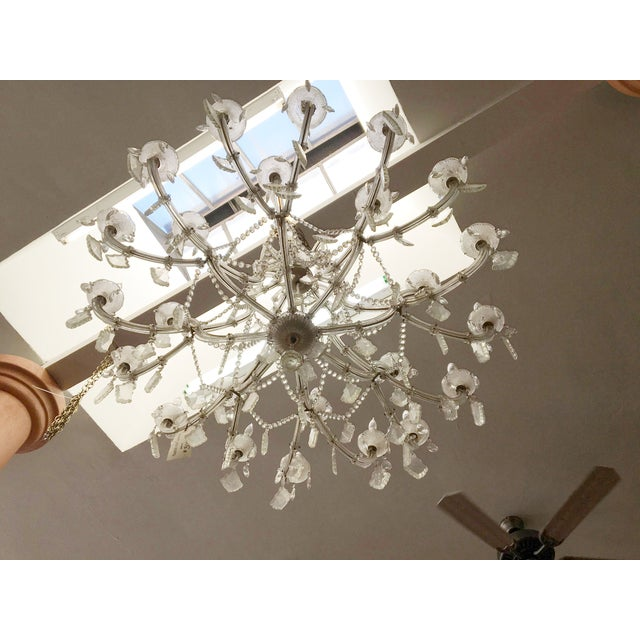 Maria Theresa 16 Arm Chrystal Chandelier - Image 7 of 7