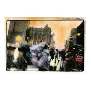 """Stormy Manhattan"" Photograph"
