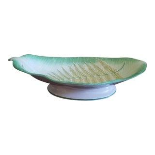 Wedgwood Pearlware Fern Tazza, Pattern 896