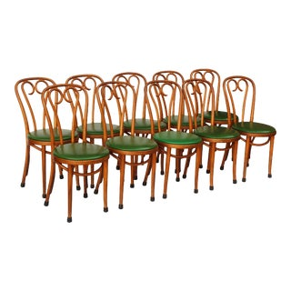 Bentwood Cafe Chairs #2 - Set of 10