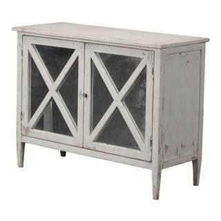 Sarried Ltd. Reclaimed Pine White Cabinet