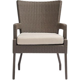 McGuire Barbara Barry Outdoor Key Dining Chair