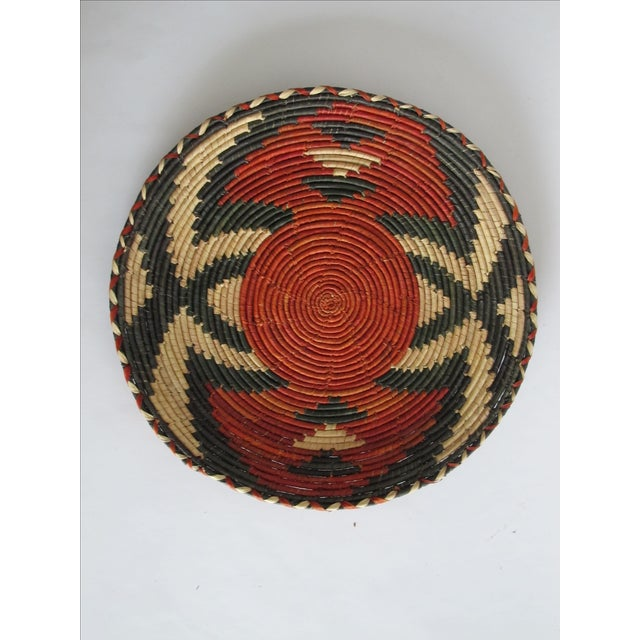 Native American Basket - Image 2 of 6