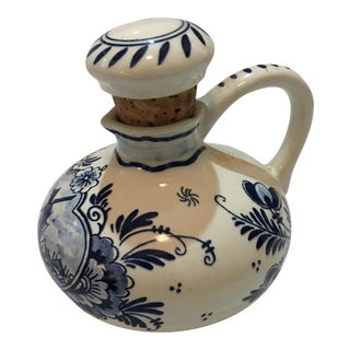 Delft Bols Liquor Decanter