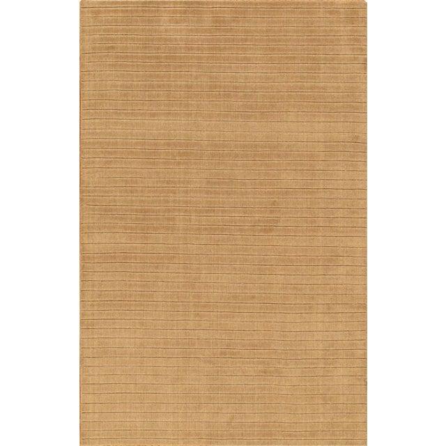 Pasargad Modern New Zealand Merino Wool Rug- 6'x9' - Image 1 of 1