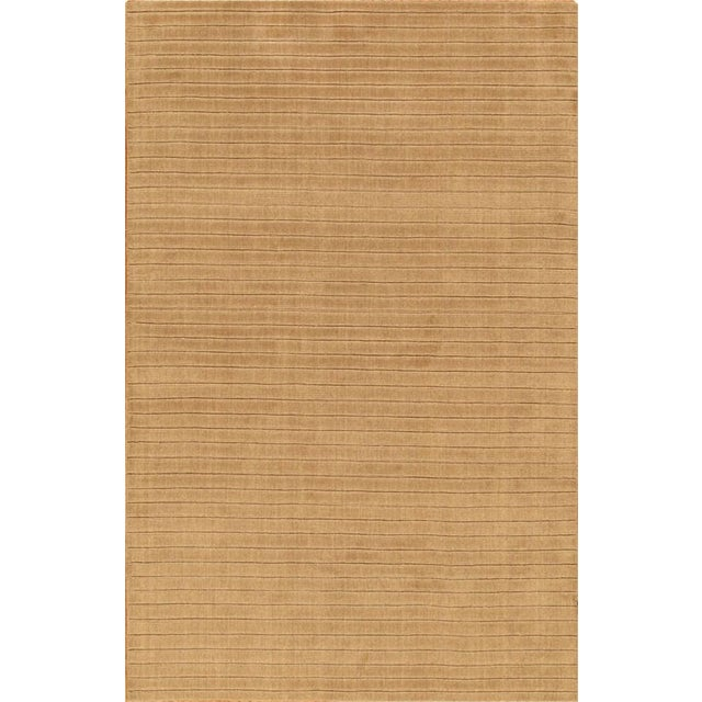 Image of Pasargad Modern New Zealand Merino Wool Rug- 6'x9'
