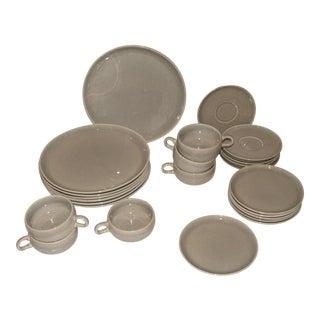 Russel Wright American Modern Dinnerware - Set of 24