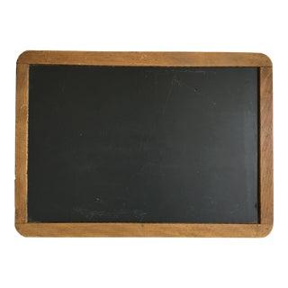 Antique School Slate Chalk Board
