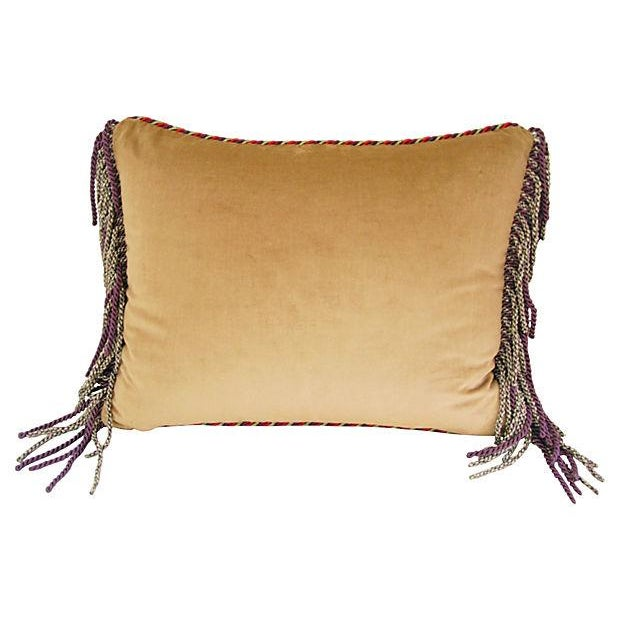 Custom Brunschwig & Fils Kininvie Toile Pillow - Image 4 of 6
