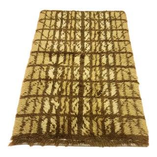 Swedish Rya Carpet