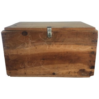 Wood Storage Box from U.S. Department of Commerce