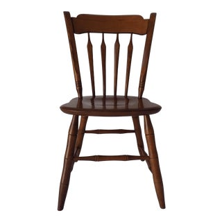 Ethan Allen Thumb-Back Dining Chair