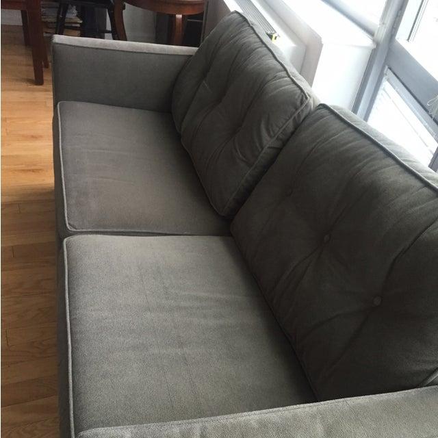Dark Gray Sofa Sleeper - Image 3 of 3