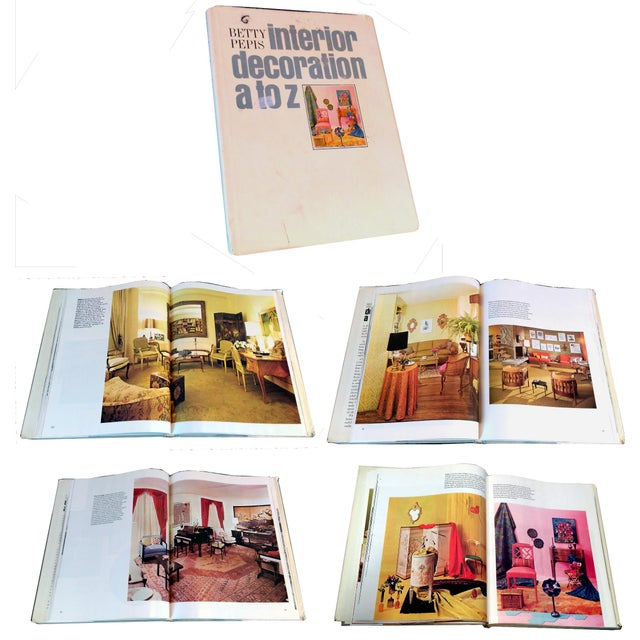Mid-Century Interior Design Books - Set of 6 - Image 3 of 8