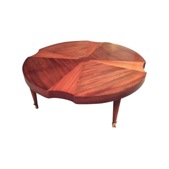 Image of Unique Circa 1958 Lane Low Coffee Table
