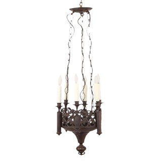 Gothic Revival Chandelier
