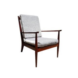 Scandinavian Mid-Century Modern Easy Chair