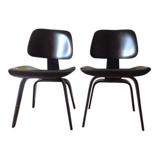 Charles Eames Dcw for Evans Products Co. & Herman Miller - A Pair