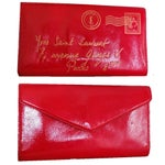 Image of Yves Saint Laurent YSL Y Mail Postage Clutch