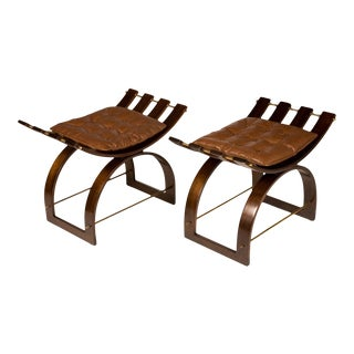 Harvey Probber Knights Benches - a Pair