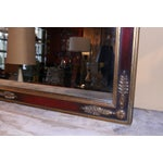Image of Regency Style Oversize Parcel Gilt Mirror