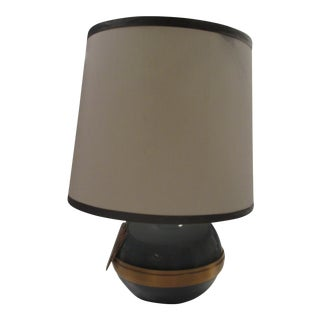 Jamie Young Grey Stockholm Lamp