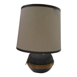 Jamie Young Grey Stockholm Lamp