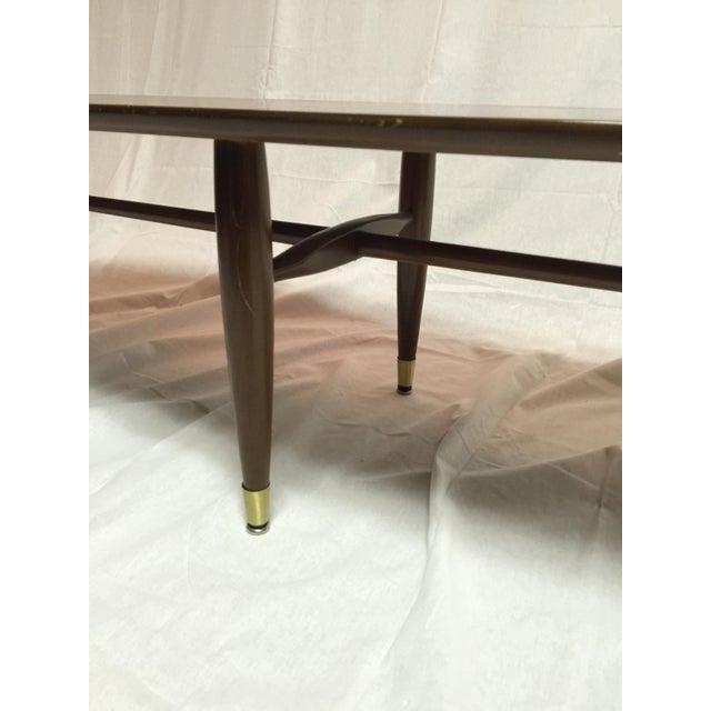 Mersman Mid-Century Surfboard Coffee Table