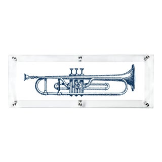 Mitchell Black Home Trumpet Art