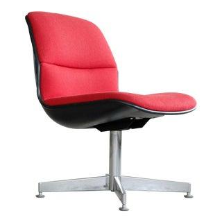 Mid Century Modern Chrome chairs A Pair