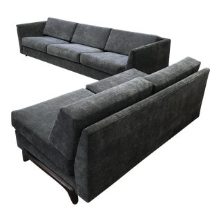 Adrian Pearsall for Craft Associates 2-Piece Sofa - A Pair