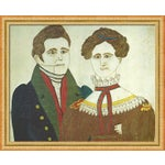 Image of American Folk Art Reproduction Print