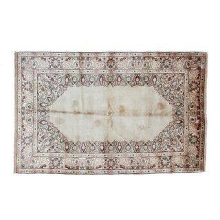 """Leon Banilivi Oushak Carpet - 9'6"""" X 6'2"""""""