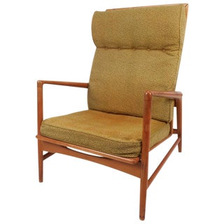 Ib Kofod-Larsen High Back Lounge Chair