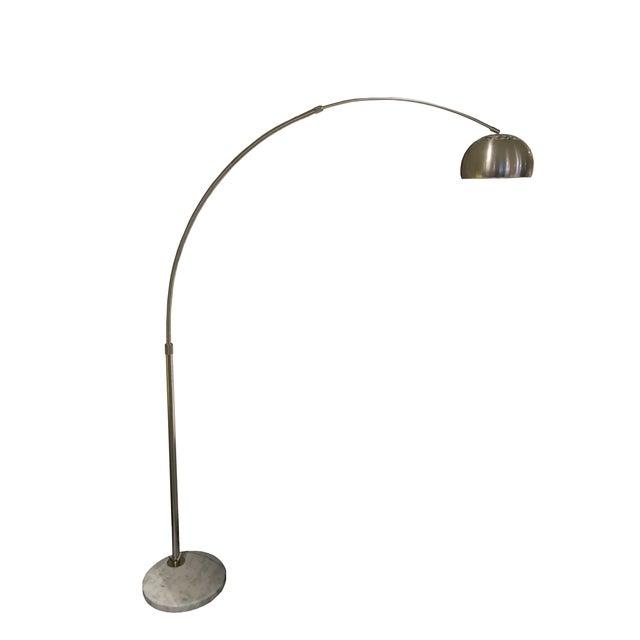 Image of Mid-Century Arc Lamp