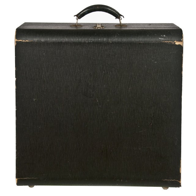 Image of Vintage Wheary Aviatrix Travel Suitcase