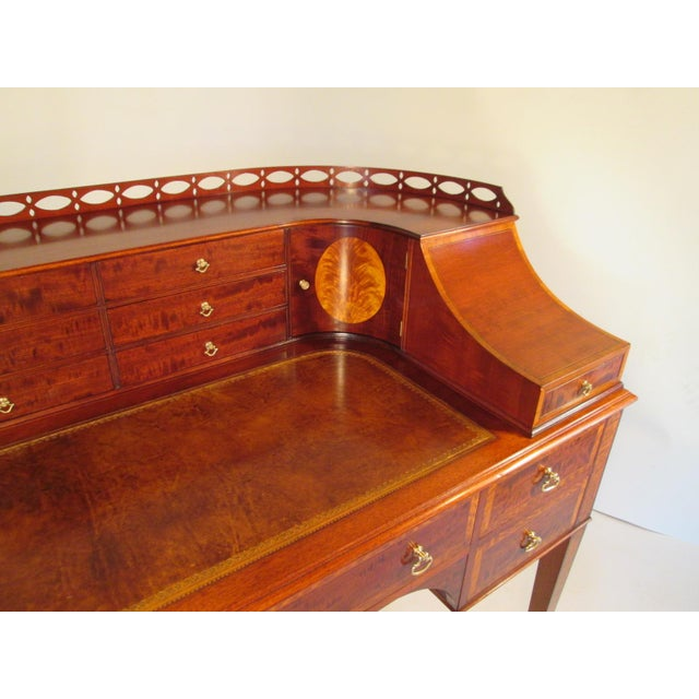 Joseph Gerte Carlton Desk - Image 3 of 11