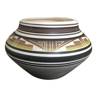 American Indian Pottery Vase