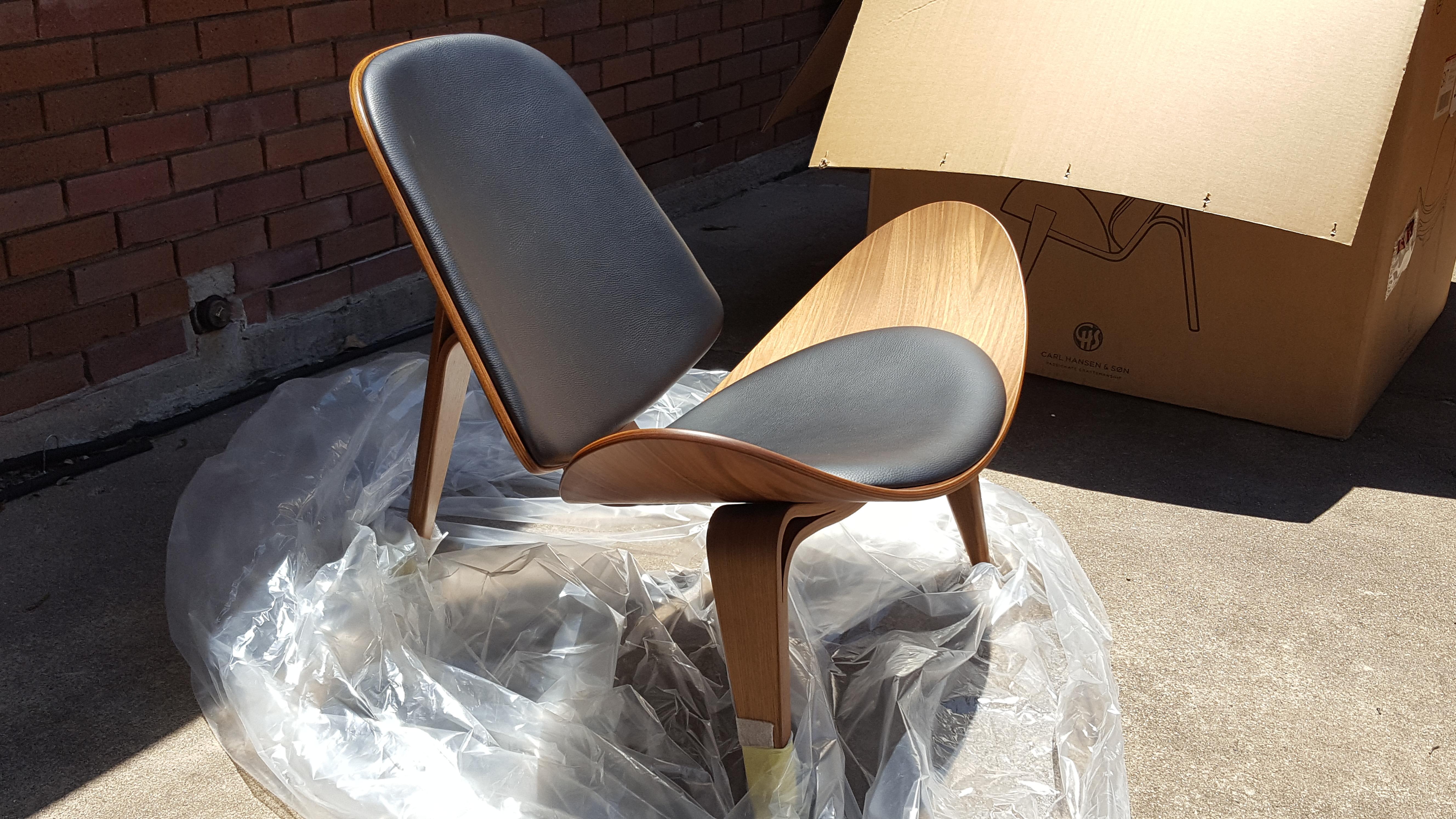 Hans Wegner Shell Chair   Image 2 Of 7
