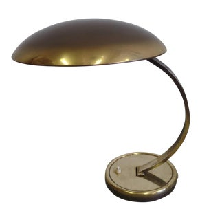 Bauhaus' Desk Lamp Attributed to Hillebrand