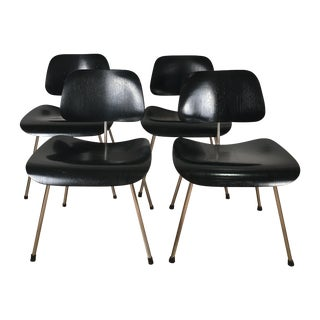 Vintage Eames DCM Chairs - Set of 4