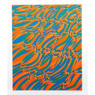 Stanley Hayter, Untitled 2, Silkscreen