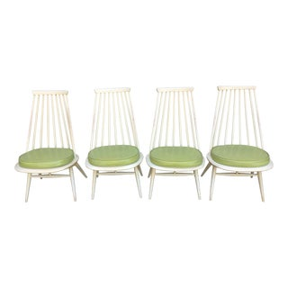 'Mademoiselle' Lounge Chair by Ilmari Tapiovaara for Edsby Verken - Set of 4