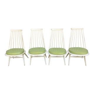 'Mademoiselle' Lounge Chair by Ilmari Tapiovaara for Edsby Verken - Set of 4