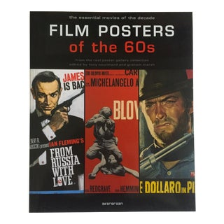 """Film Posters of the 60's"" Graphic Design Art Book"