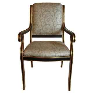 Regency Style Armchairs - Set of 8